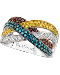Le Vian ? Grand Sample Sale 14k Vanilla Gold? 1.00 Ct. Tw. Diamond Ring - Metallic