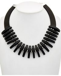 Lafayette 148 New York - Luna Statement Necklace - Lyst