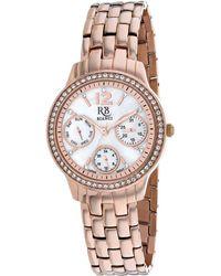 Roberto Bianci Women's Valentini Watch - Pink