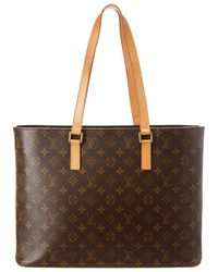 Louis Vuitton - Monogram Canvas Luco - Lyst