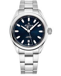Alpina Alpiner Watch - Metallic