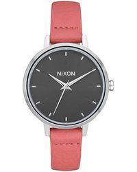 Nixon The Kensington Watch - Metallic