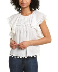 French Connection Cadenza Top - White