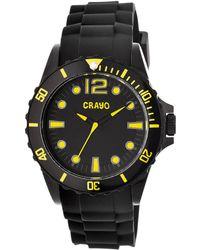 Crayo - Men's Fierce Watch - Lyst