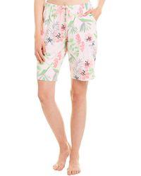 Hue Sleep Bermuda Short - Pink