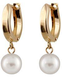 Masako Pearls 14k 6-7mm Akoya Pearl Earrings - Multicolour