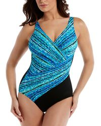 Miraclesuit - Night Light Oceans One-piece - Lyst