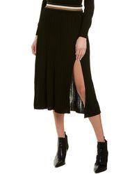 Bailey 44 Colin Midi Skirt - Black