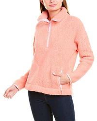 J.Crew Polartec Half-zip Pullover - Pink