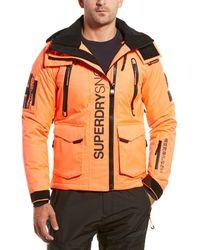 Superdry Ultimate Snow Rescue Jacket - Orange