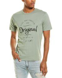 Original Paperbacks Tie-dye Original T-shirt - Green