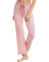 Rene Rofe Double Fun Pyjama Pant - Pink