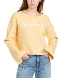 Wildfox Wanderer Sweatshirt - Multicolour