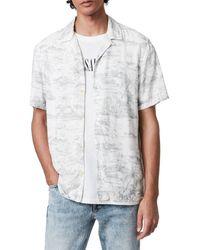 AllSaints Allsaints Kochang Shirt - White