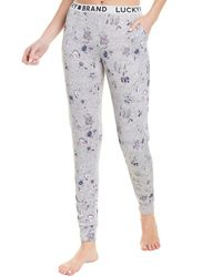 Lucky Brand - Hacci Jogger Pant - Lyst