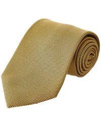 Ermenegildo Zegna - Ermenegildo Zenga Yellow Silk Tie - Lyst