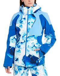 Spyder Leader Jacket - Blue