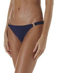Melissa Odabash Montenegro Bikini Bottom - Blue