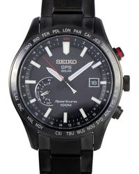 Seiko Men's Stainless Steel Watch - Multicolour