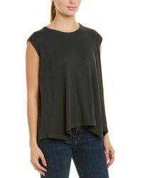 Wilt A-line Top - Gray