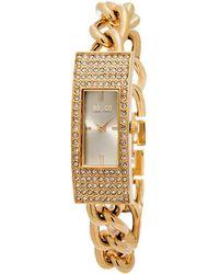 SO & CO Women's Madison Watch - Metallic