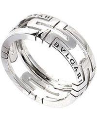 BVLGARI Parentesi 18k Ring - Metallic