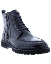 Zanzara Wallingford Leather Boot - Black