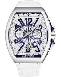 Franck Muller Men's Vanguard Yacht Watch - Metallic