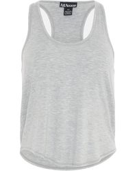 All Access Concert Tank - Grey