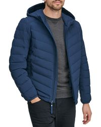 Marc New York - Packable Hooded Jacket - Lyst