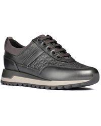 Geox Tabelya Sneaker - Black