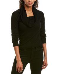 Trina Turk Gin Wool-blend Jumper - Black