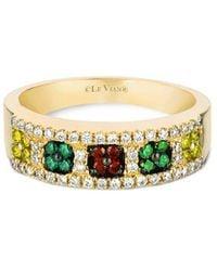 Le Vian ? Grand Sample Sale 14k Honey Gold? 0.52 Ct. Tw. Diamond Ring - Metallic