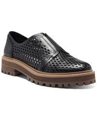 Vince Camuto Mritsa Leather Loafer - Black