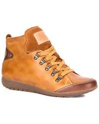 Pikolinos Lisboa W67 Ankle Bootie - Brown