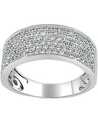Sabrina Designs 14k 0.96 Ct. Tw. Diamond Ring - Metallic