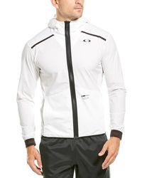 Oakley Zero Shield Jacket - White