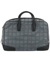 Brioni - Leather Weekend Bag - Lyst