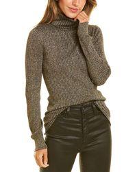 Trina Turk Karat Wool-blend Jumper - Black