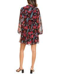 A.L.C. Jen Silk Mini Dress - Black