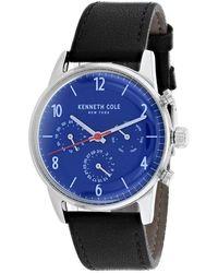 Kenneth Cole Dress Sport Watch - Blue