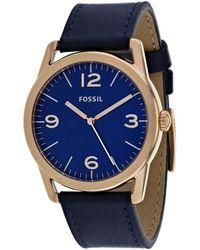 Fossil Men's Ledger Watch - Multicolour