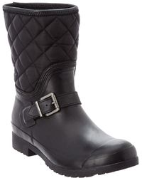 Sperry Top-Sider Women's Walker Quilted Boot - Black