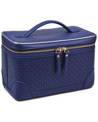 Urban Expressions Cher Make Up Bag - Blue
