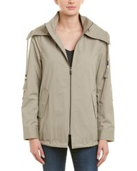 Sam Edelman Anorak W/ Sequin Elbow Patches - Natural