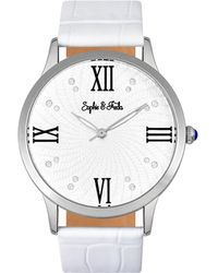 Sophie & Freda Sonoma Watch - Metallic