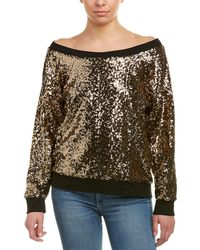 Ella Moss - Sequined Sweater - Lyst