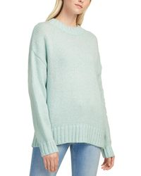 French Connection Snuggle Knit Jumper - Blue
