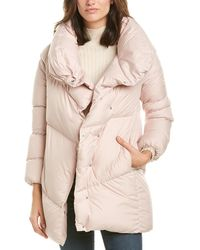 Add Hooded Short Jacket - Pink