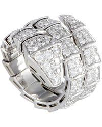 BVLGARI Bulgari Serpenti 18k 2.85 Ct. Tw. Diamond Ring - Metallic